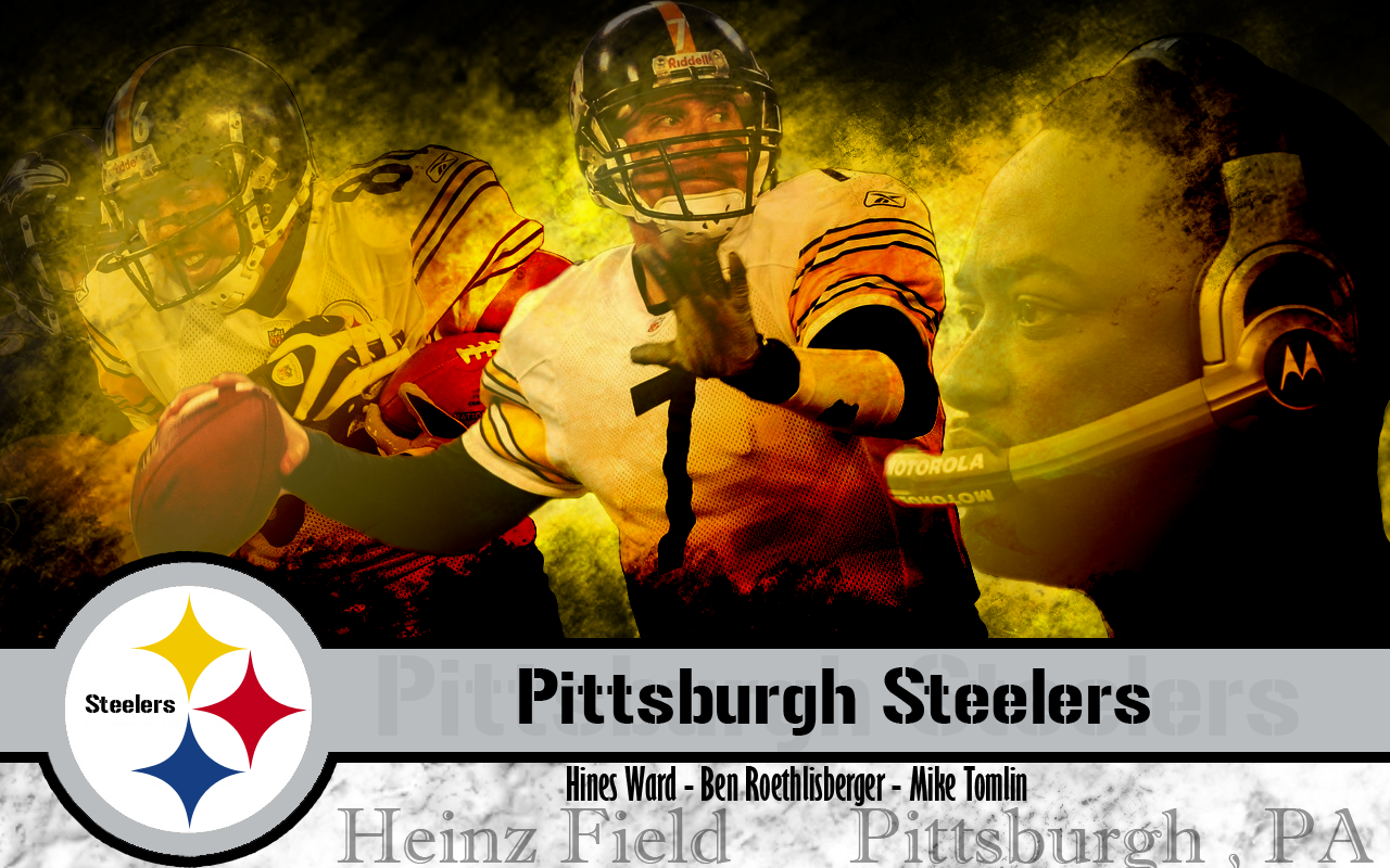 Wallpaper HD steelers wallpaper 1280x800