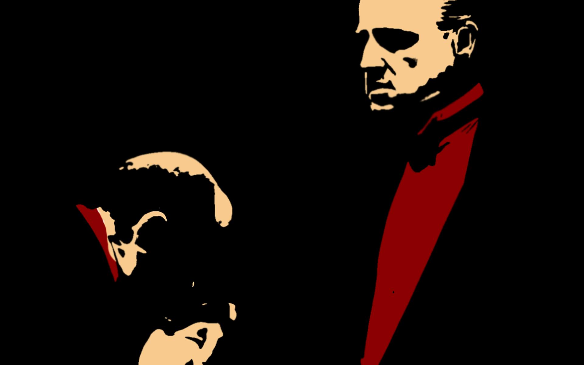 76 The Godfather Wallpaper On Wallpapersafari