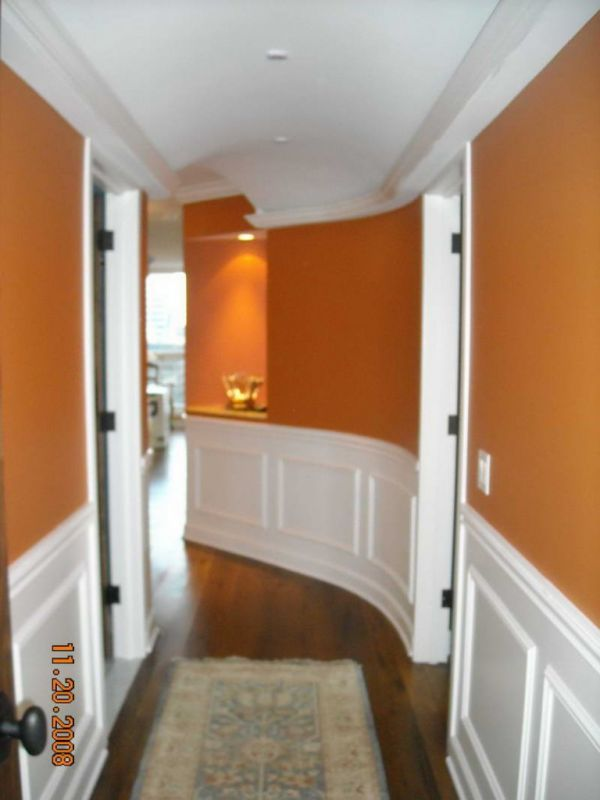 Long Hallway Decorating Ideas Car Interior Design 600x800