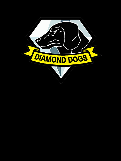 arunsundibob Portfolio Metal Gear Solid V   Diamond Dogs 413x550