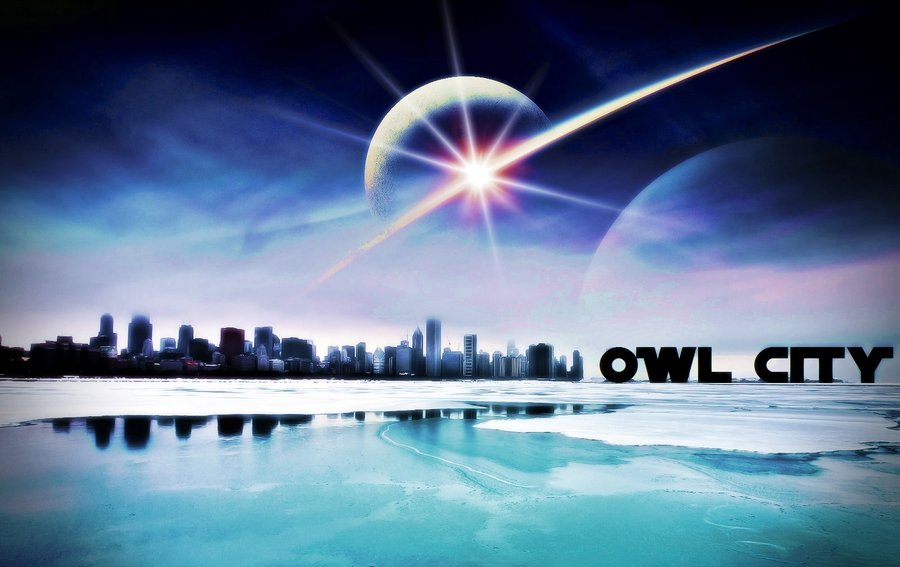 Owl City Cinematic Cd