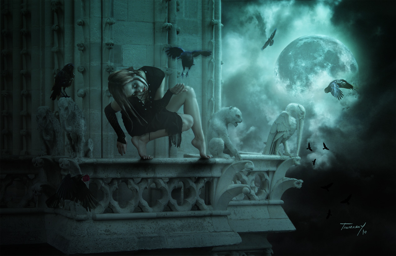 HD Vampire Wallpaper - WallpaperSafari