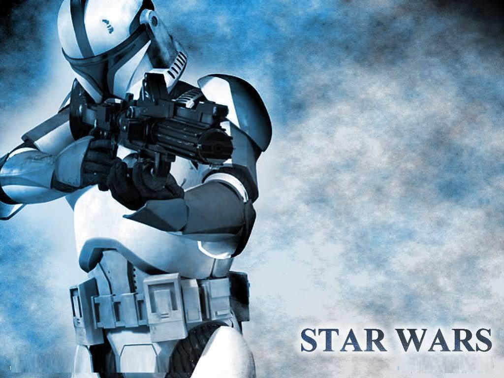 38] 501st Clone Trooper Wallpaper on WallpaperSafari 1024x768