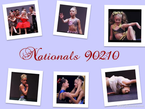 Dance Moms Nationals 90210 collage 500x375