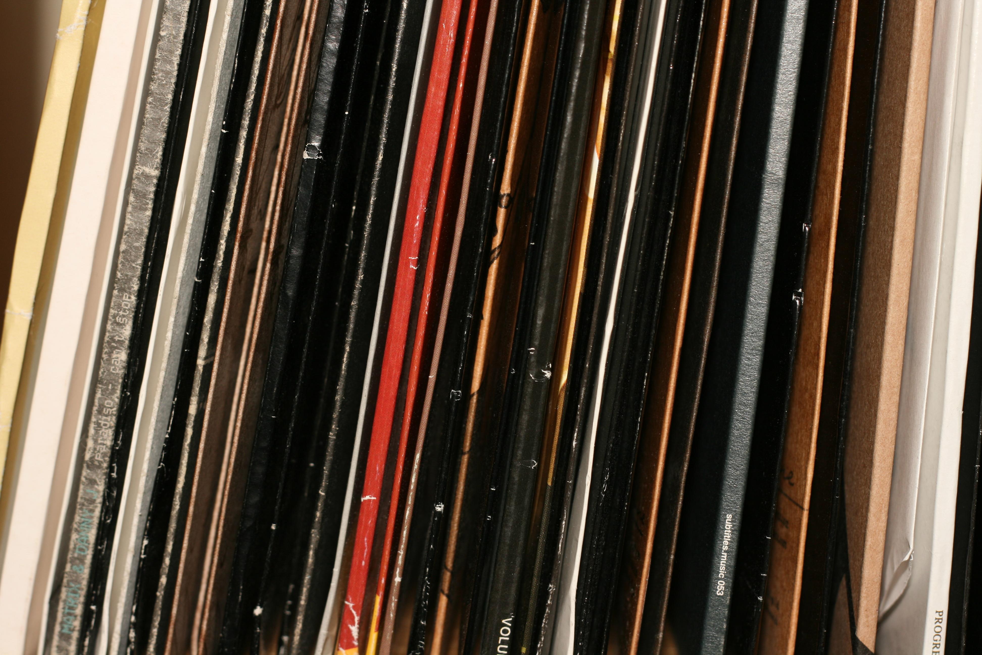 Records Vintage Vinyl Record Wallpaper 3888x2592