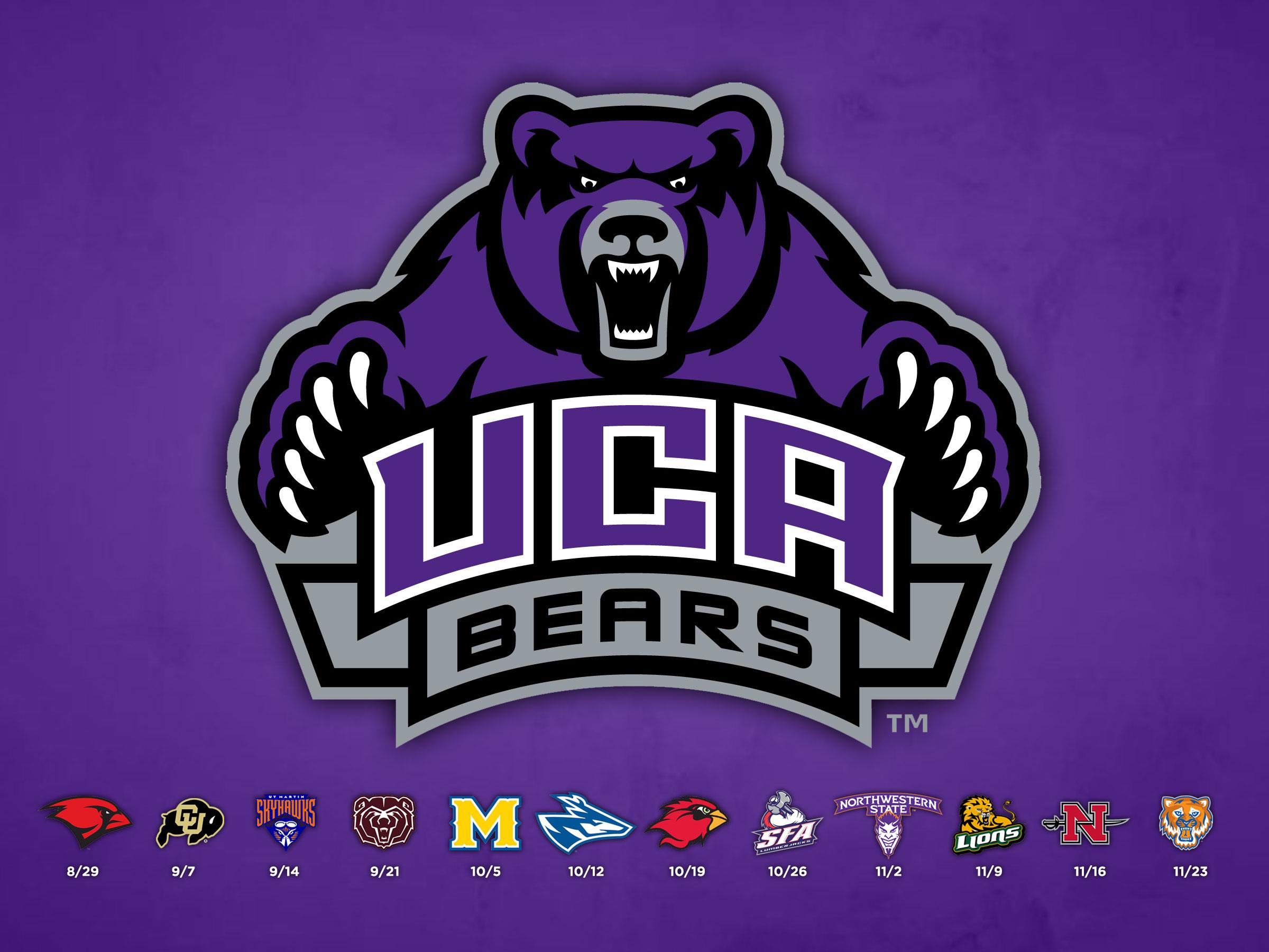 UCA Bears 2013 Football Schedule Sporting Life Arkansas 2400x1800