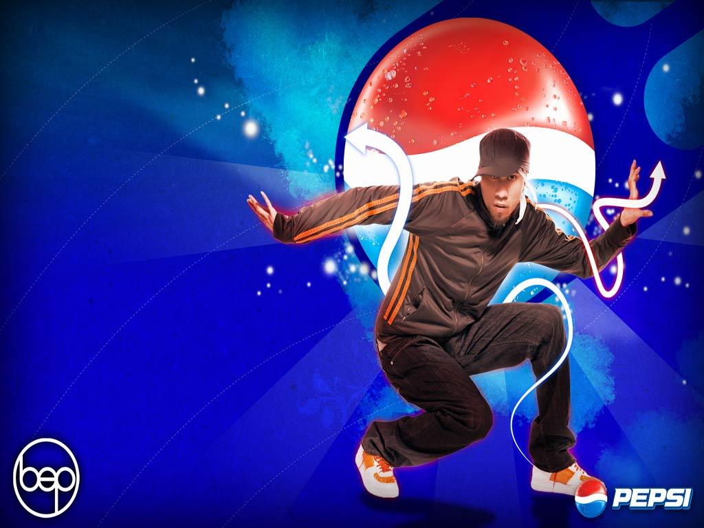 Taboo Black Eyed Peas campanha Pepsi Papel de Parede   Wallpaper 1024x768