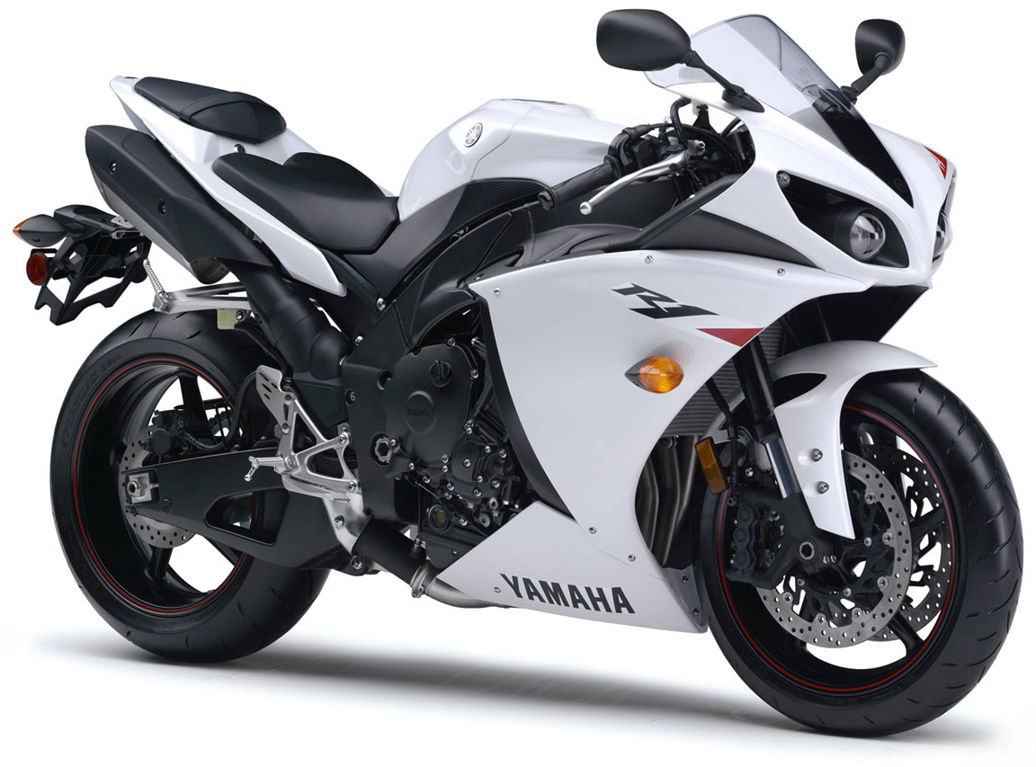 Top Motorcycle Wallpapers 2010 Yamaha YZF R1 Official Pictures 1152x853