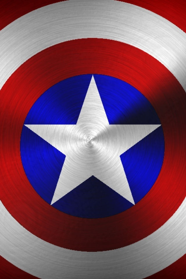 Showing Gallery For Captain America Shield Wallpaper Iphone 640x960