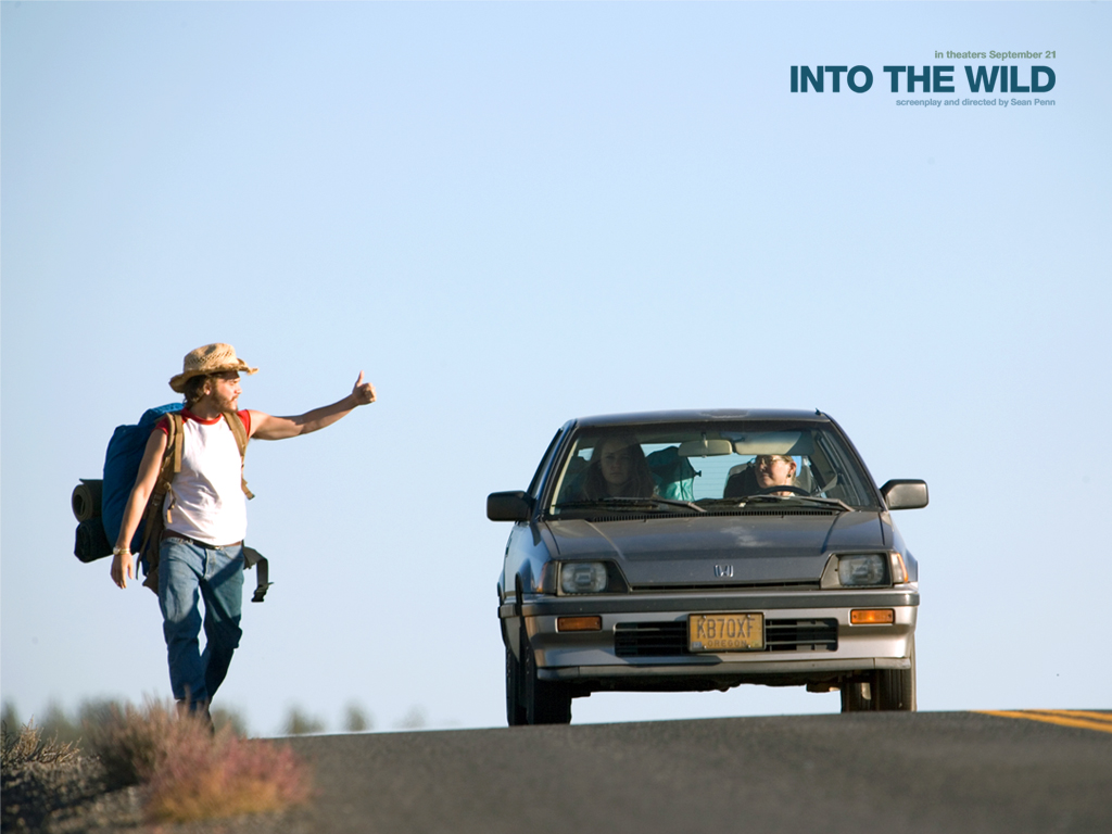 Into the Wild   Upcoming Movies Wallpaper 216154 1024x768