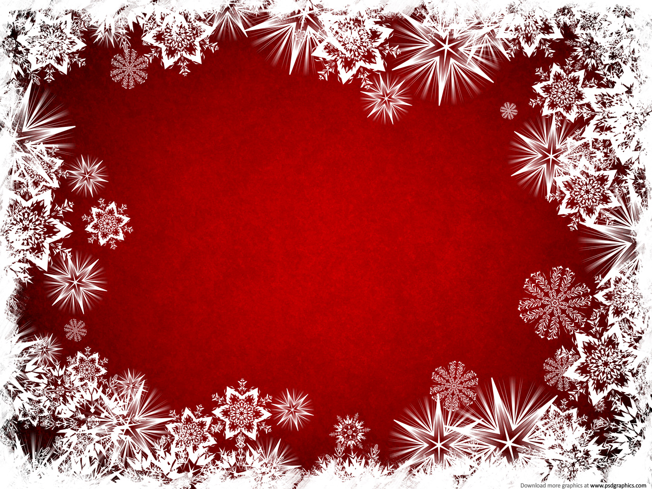 Abstract Christmas background | PSDGraphics