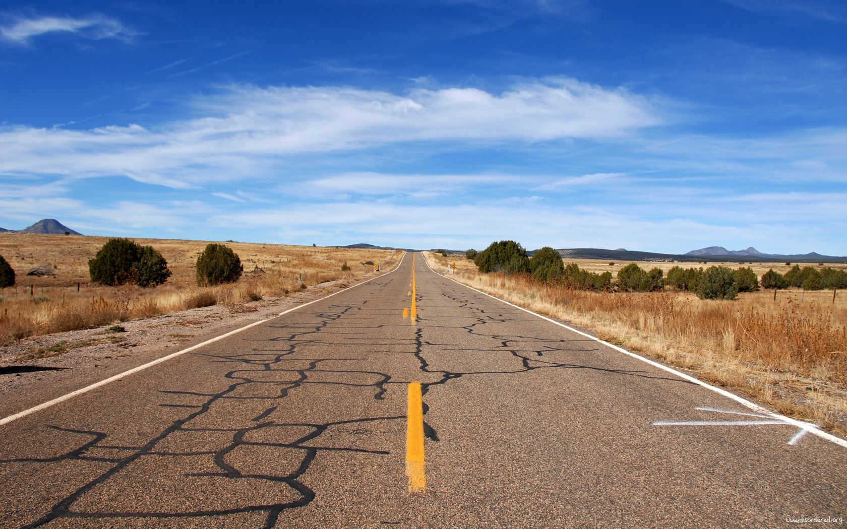 New Route 66 background United States of America wallpapers 1680x1050