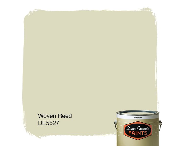 Dunn Edwards Paints paint color Woven Reed DE5527 Click for a 736x600