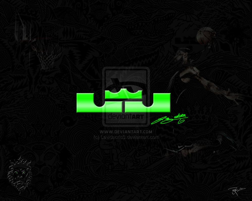 Pin Lebron James Logo 999x799