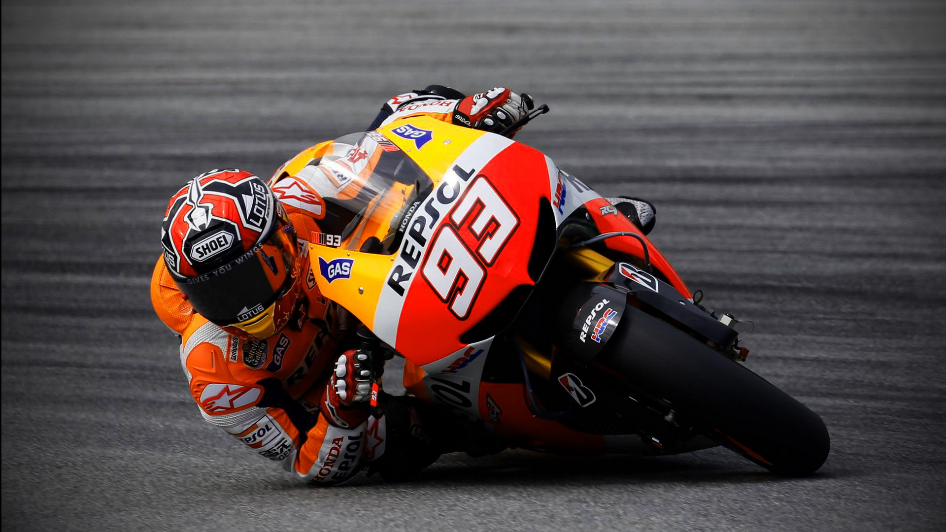 marc marquez motogp 2013 wallpaper MotoGP 1920x1080