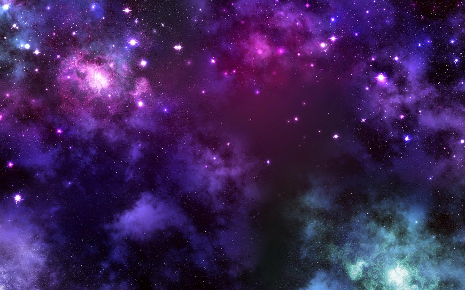 Wallpaper For Samsung Galaxy S5: Pink Galaxy Wallpaper
