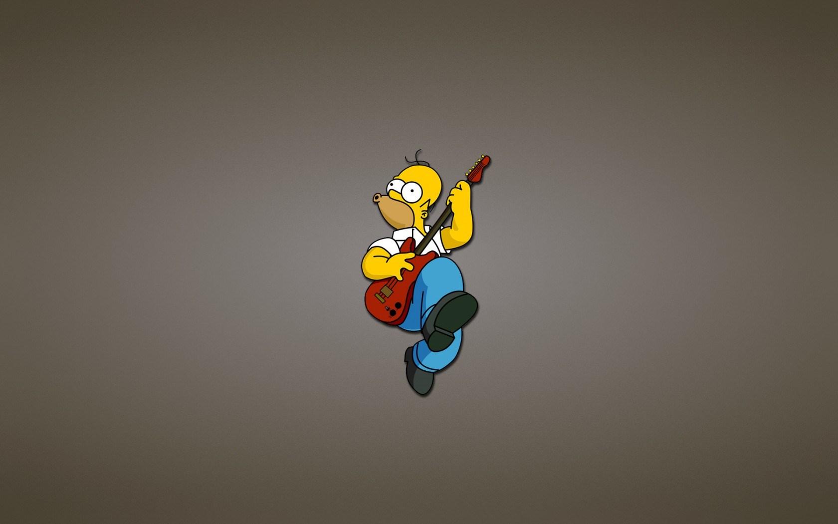 The Simpsons Wallpaper Hd Wallpapersafari