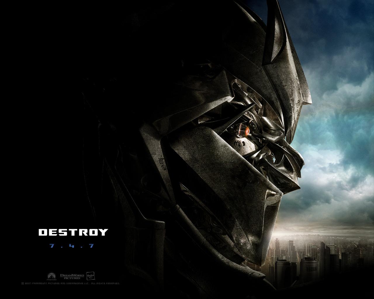 Transformers Movie Megatron   Transformers Wallpaper 35015 1280x1024