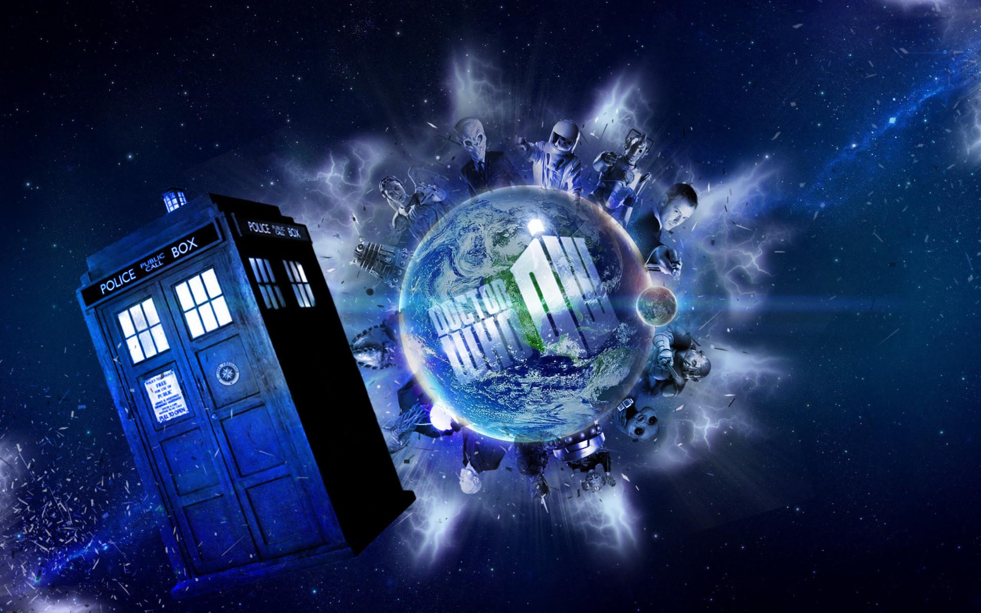 Doctor Who Desktop Wallpaper 1080p