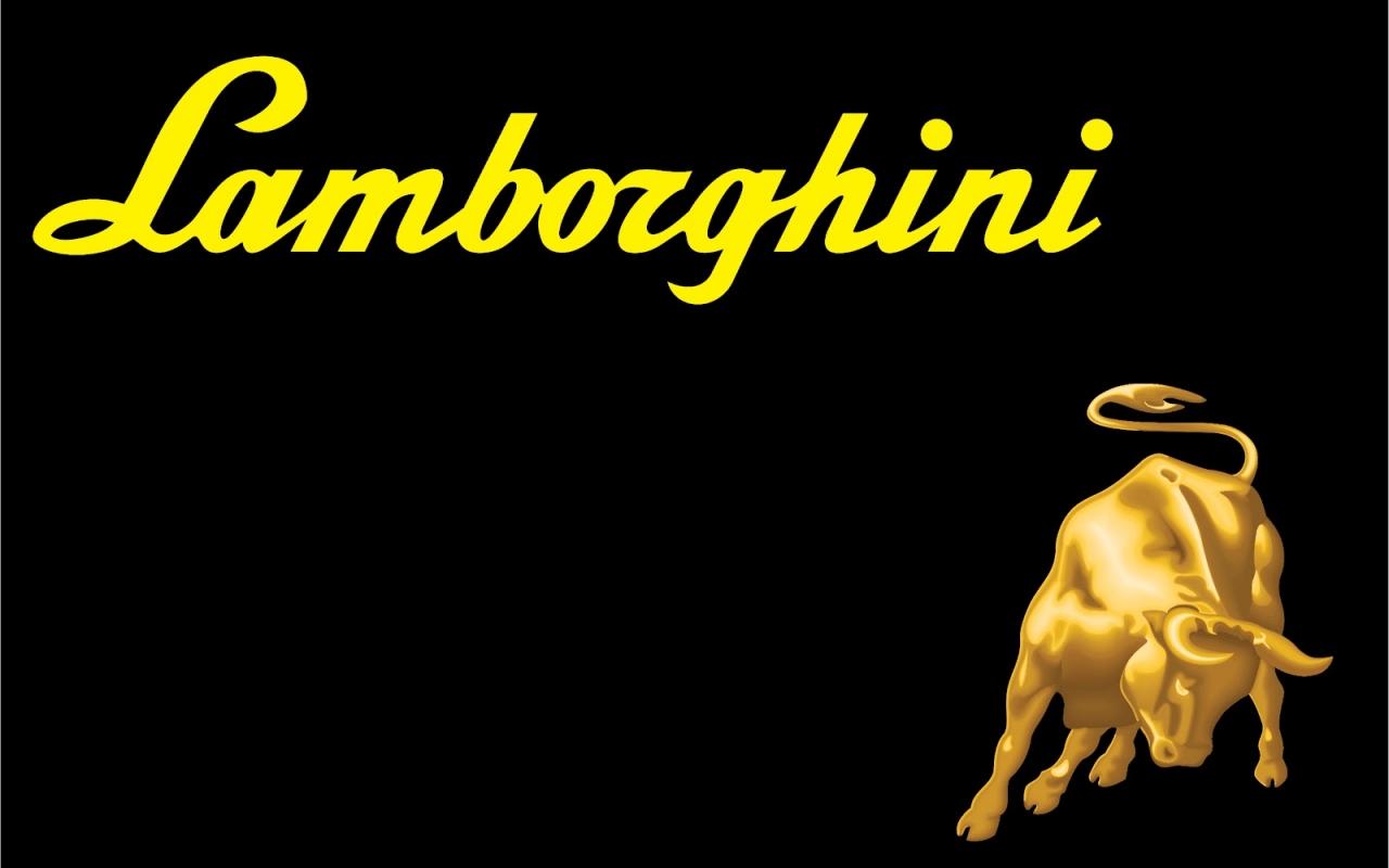 Logo Lamborghini HD Vehiculos Lamborghini Fotos en hd Wallpapers 1280x800
