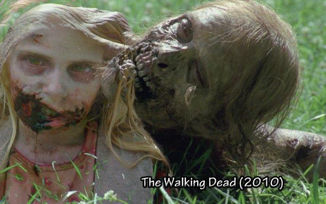 The Walking Dead desktop wallpaper 640x400