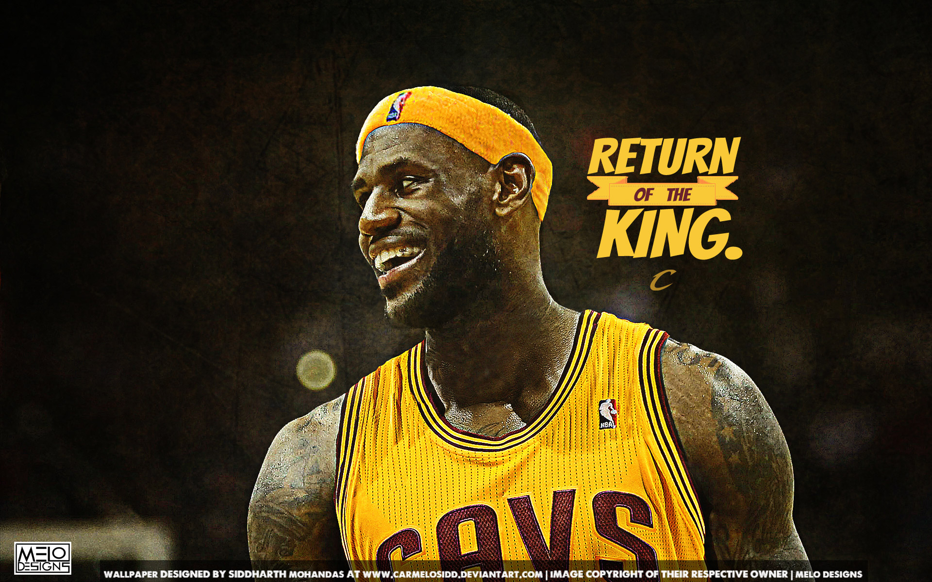 Wallpapers   LeBron James Return of The King wallpaper 1920x1200