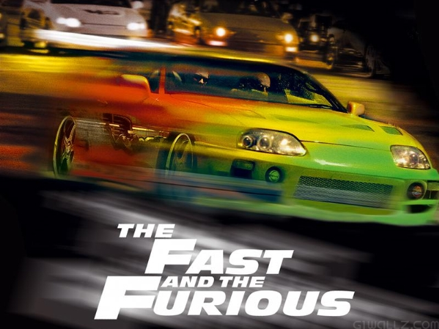 The Fast and The Furious Wallpapers The Fast and The Furious Myspace 640x480
