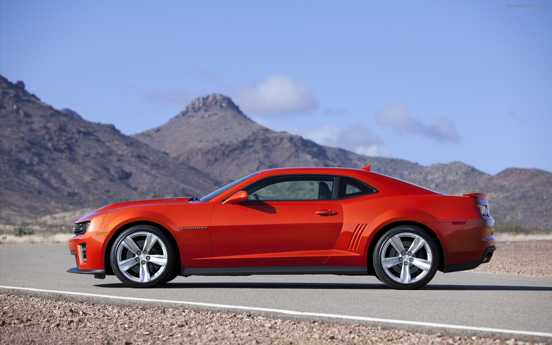 Chevrolet Camaro ZL1 2012 Widescreen Exotic Car Wallpapers 1920x1200