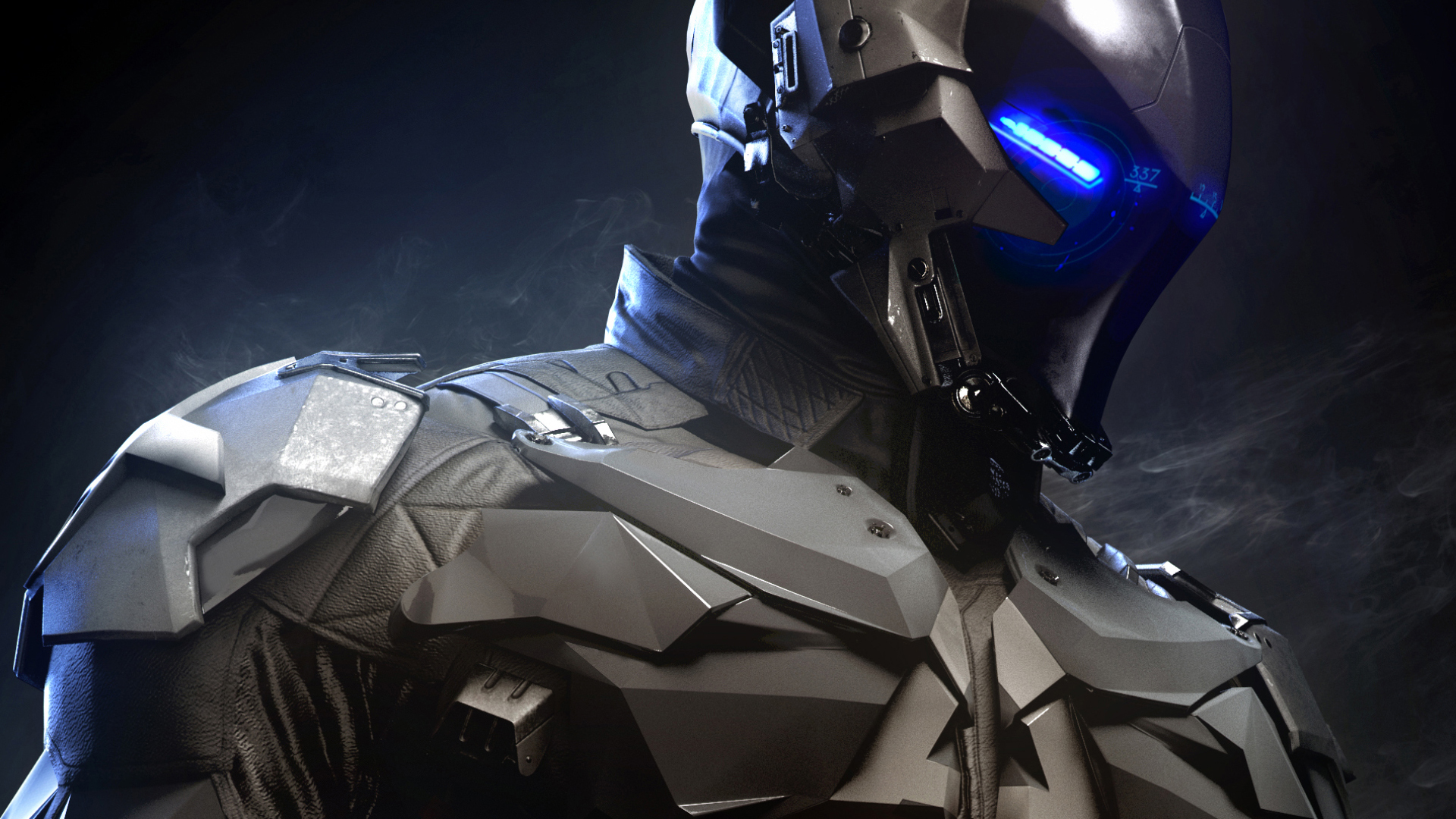 New Villain Arkham Knight 2q HD Wallpaper 1920x1080