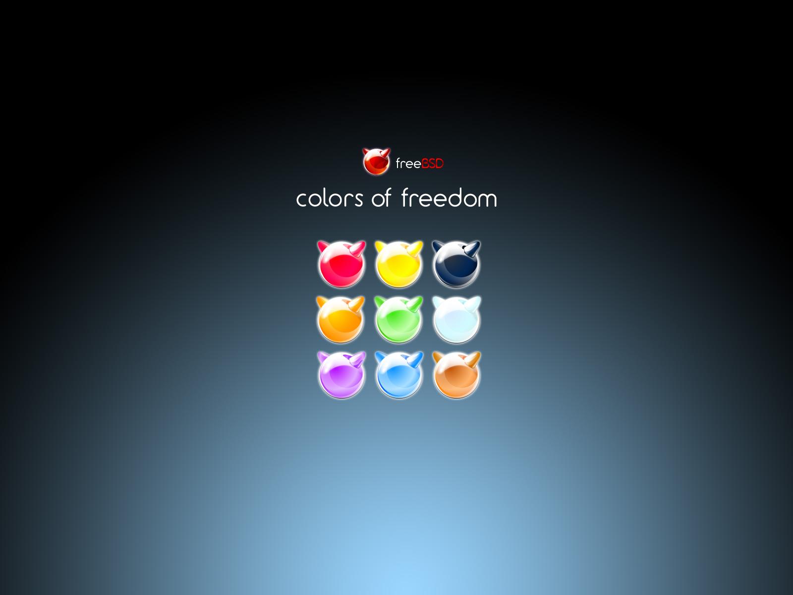 FreeBSD Logo 1600x1200