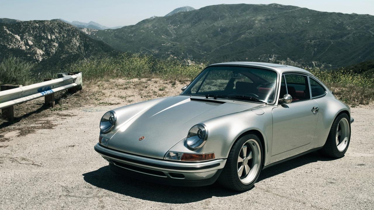 Porsche 911 Classic Wallpaper HD Car Wallpapers 1280x720