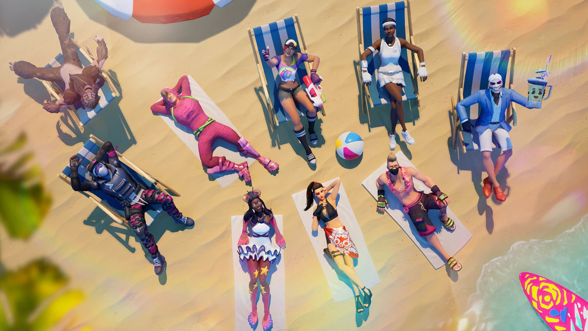 How to Complete All The Fortnite 14 Days of Summer Challenges 1920x1080