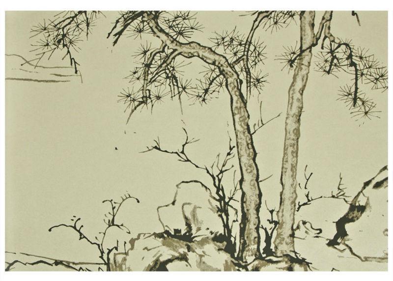 Chinese Style Hand Made Master Piece Yulan Wallpaper View Yulan 800x572