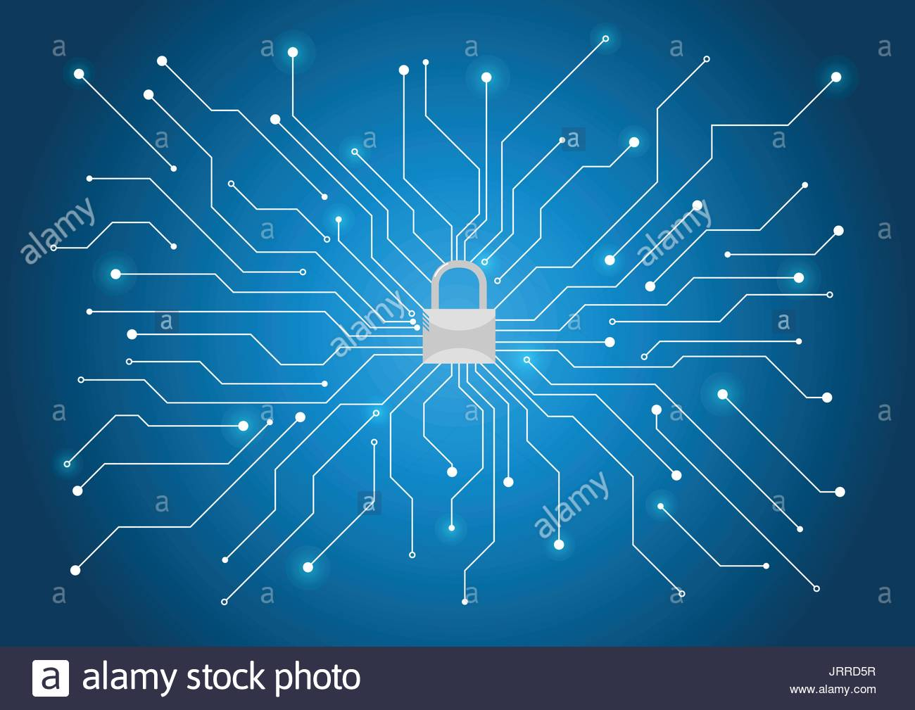 Cyber security background Stock Vector Image Art   Alamy 1300x1009