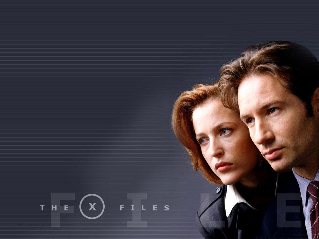 Wallpaper iphone x files - The X Files The X Files 68038_1024_768
