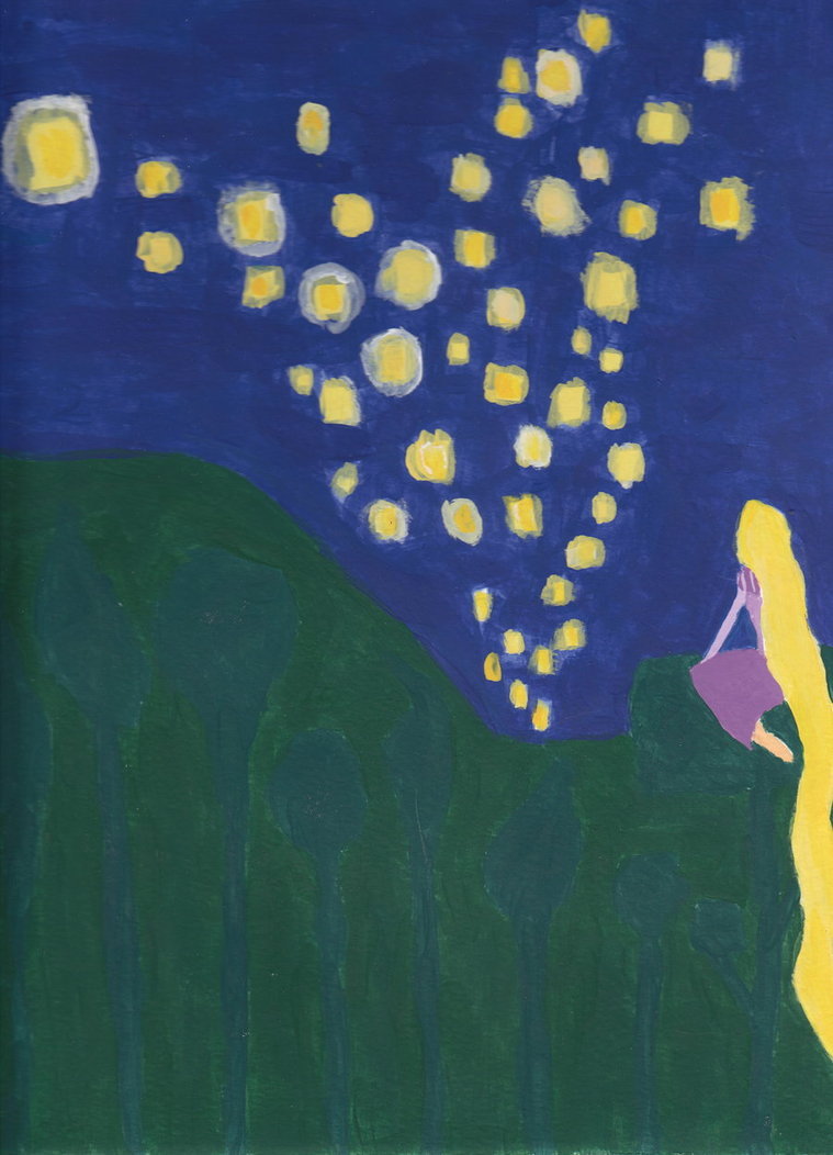 Displaying 18 Images For   Tangled Wallpaper Lanterns 759x1052