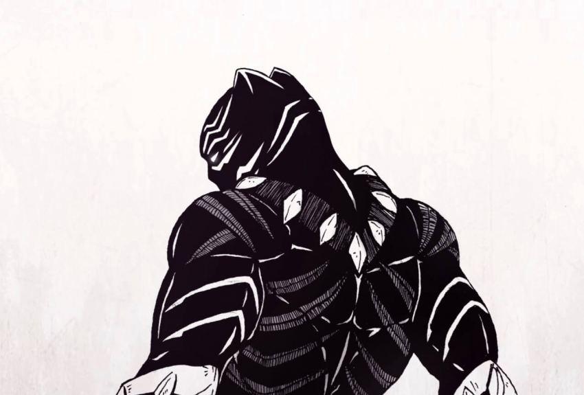 Marvel Black Panther Wallpaper Hd 850x575