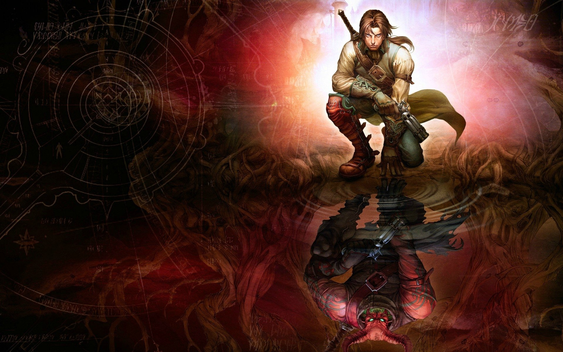 Fable II wallpaper 1920x1200