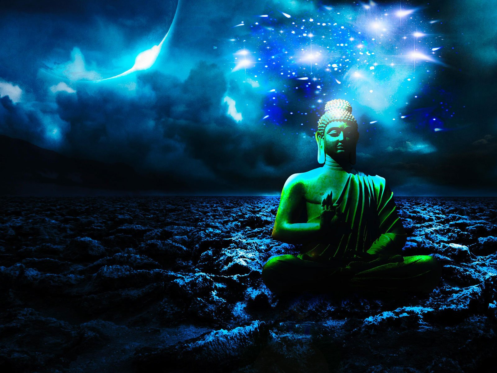 Buddha Meditation Wallpapers Images Download 1600x1200
