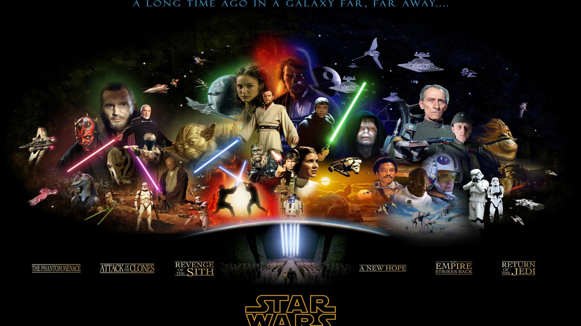 Star Wars Wallpaper Hd 1080P fond ecran hd 1920x1080