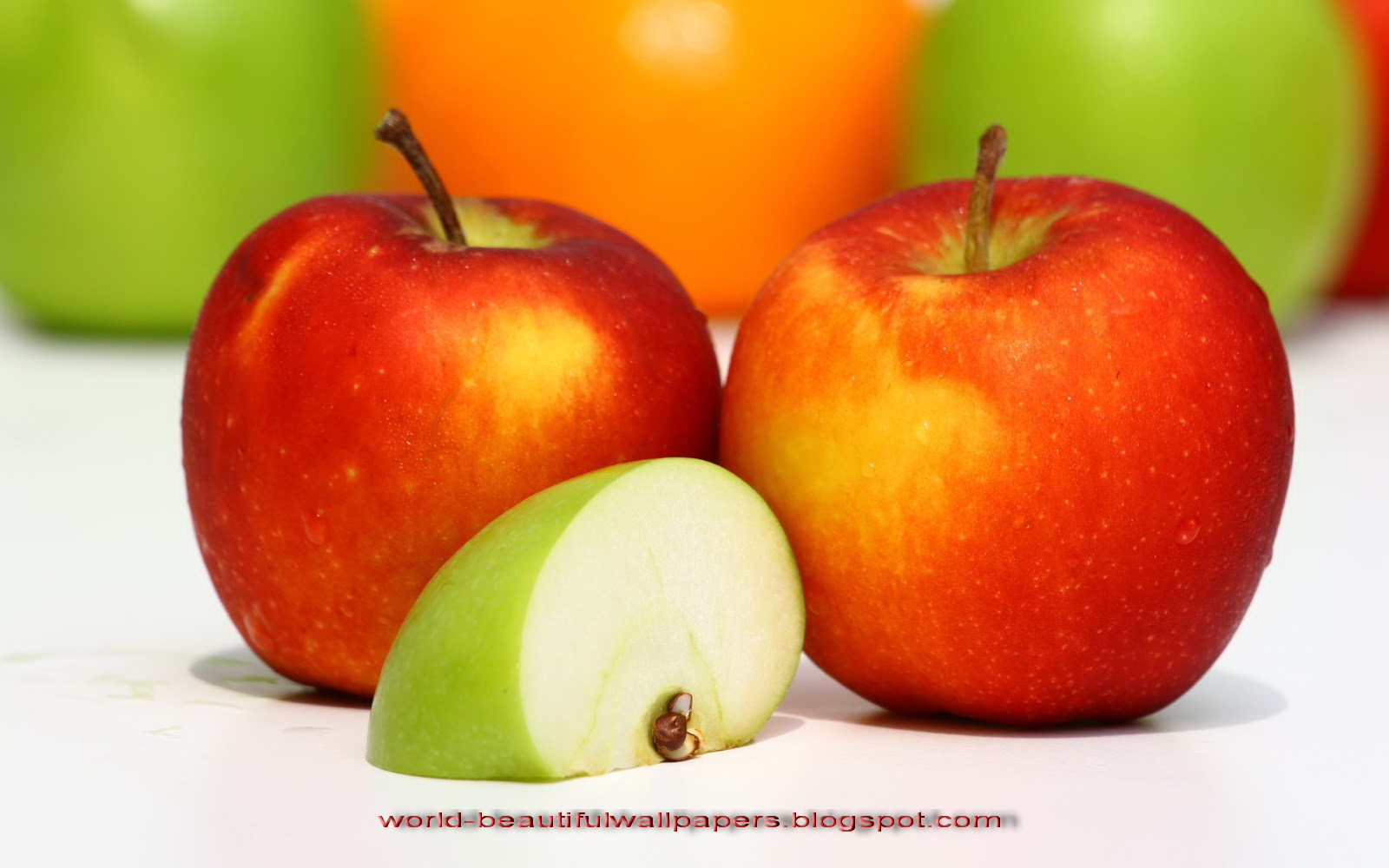 Beautiful Wallpapers 3D Fruits wallpapers 2013 1600x1000