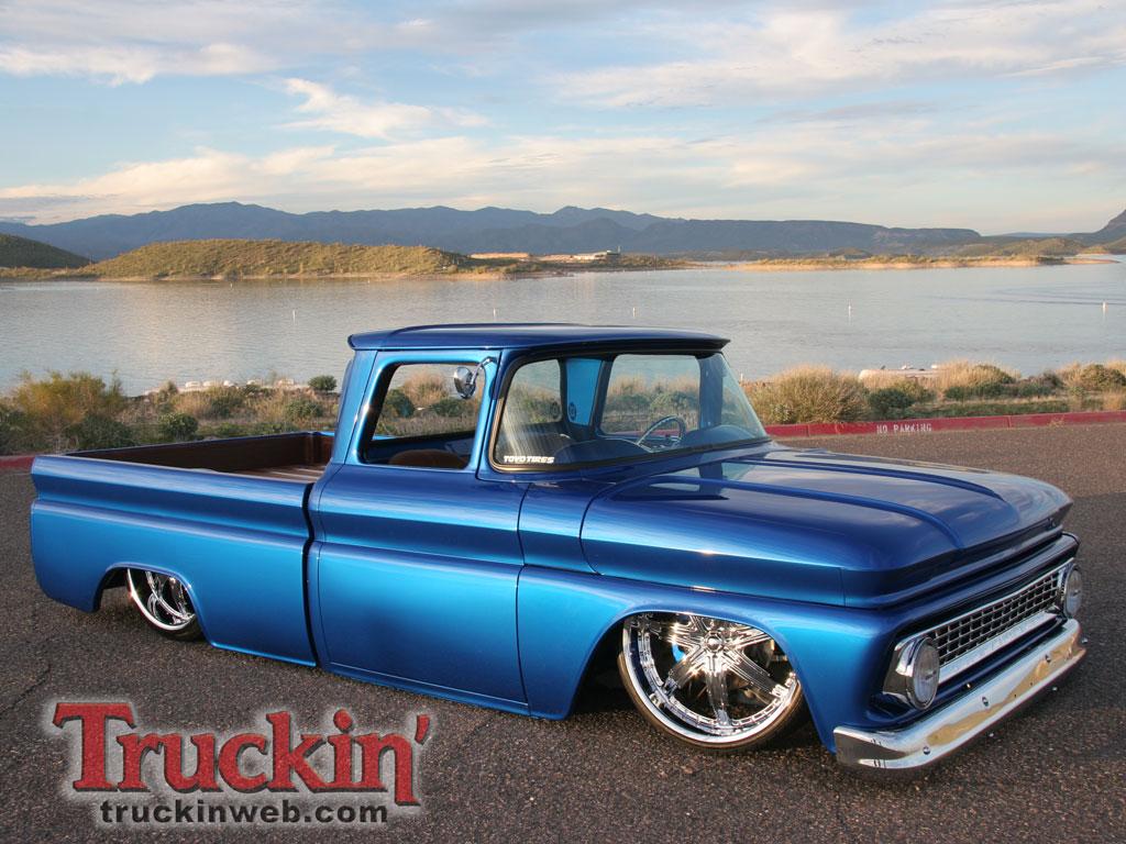 Classic Truck HD Desktop Background Wallpapers 9304 1024x768