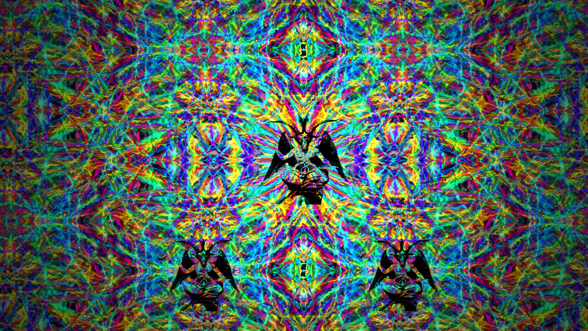 Psychedelic Wallpaper 1080p 1920x1080