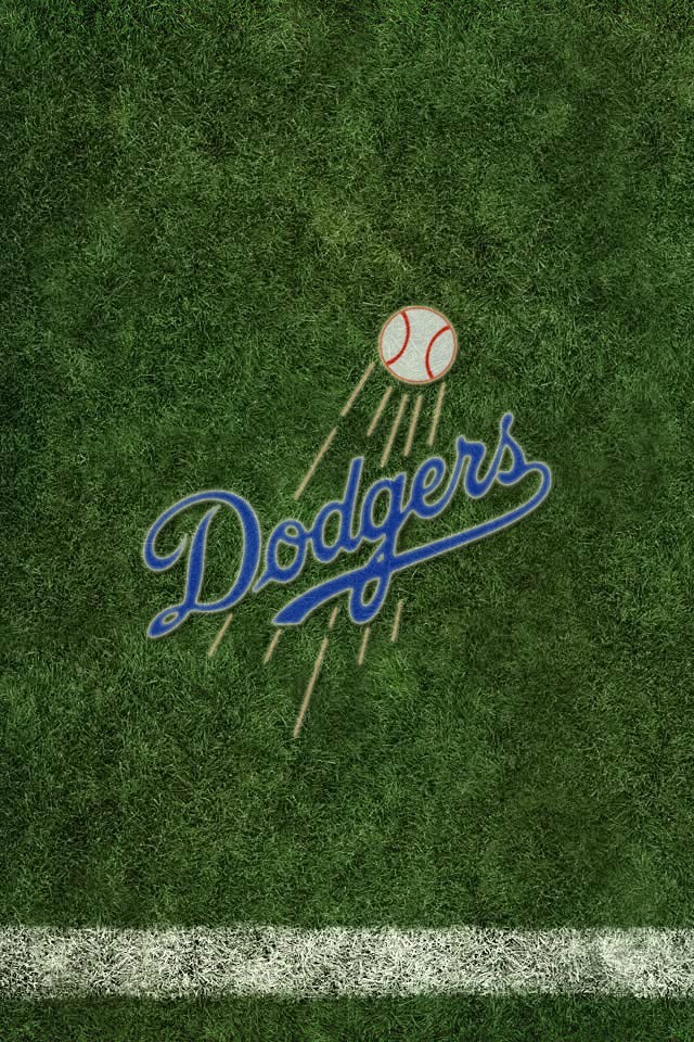 Los Angeles Dodgers Wallpaper 640x960