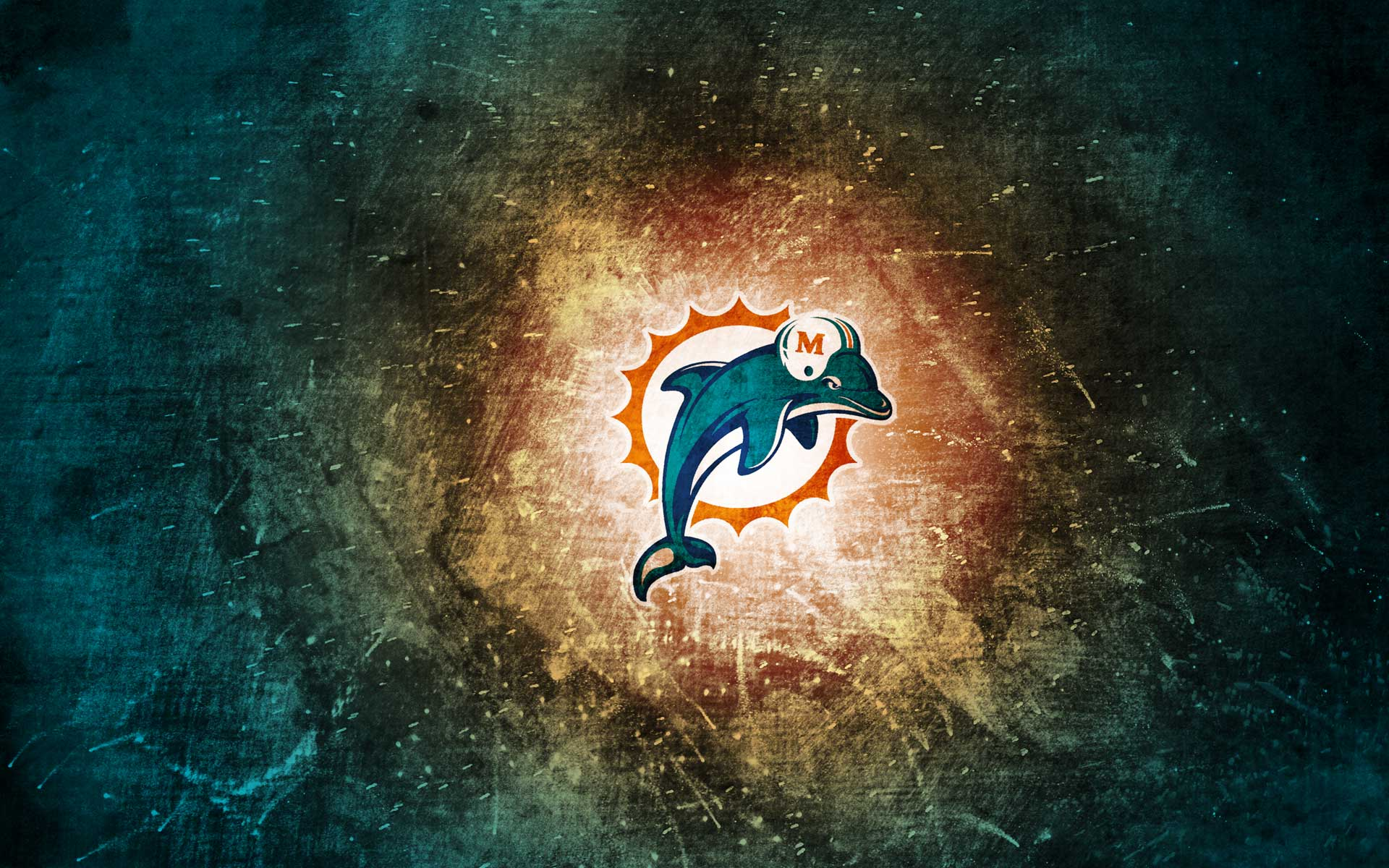 Miami Dolphins Wallpaper 2013 New Logo 1920x1200
