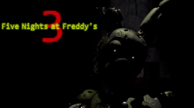 FNAF 3 Background by SonicWhirlwind101 800x446