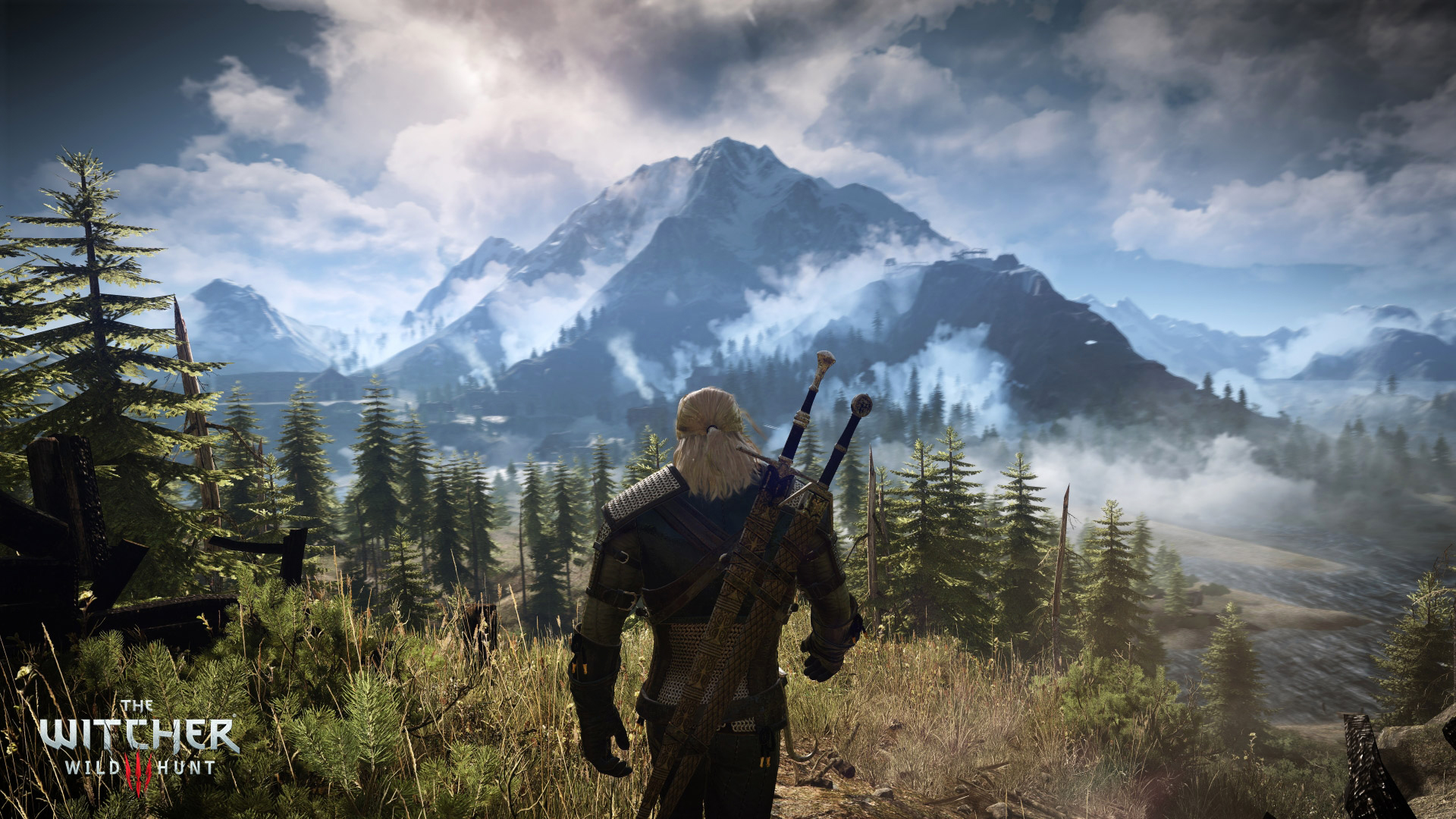 Free Download The Witcher 3 Wild Hunt Wallpaper 1920x1080