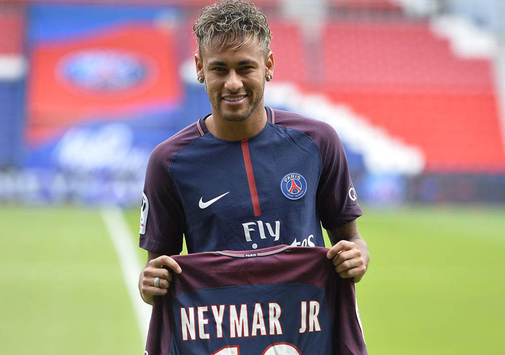 Neymar Jr PSG HD Wallpapers Download   Neymar PSG Images 1024x720