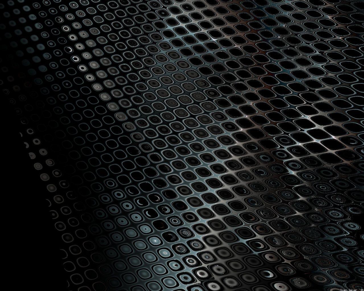 PC wallpaper wallpaper Dark Mesh 1280x1024