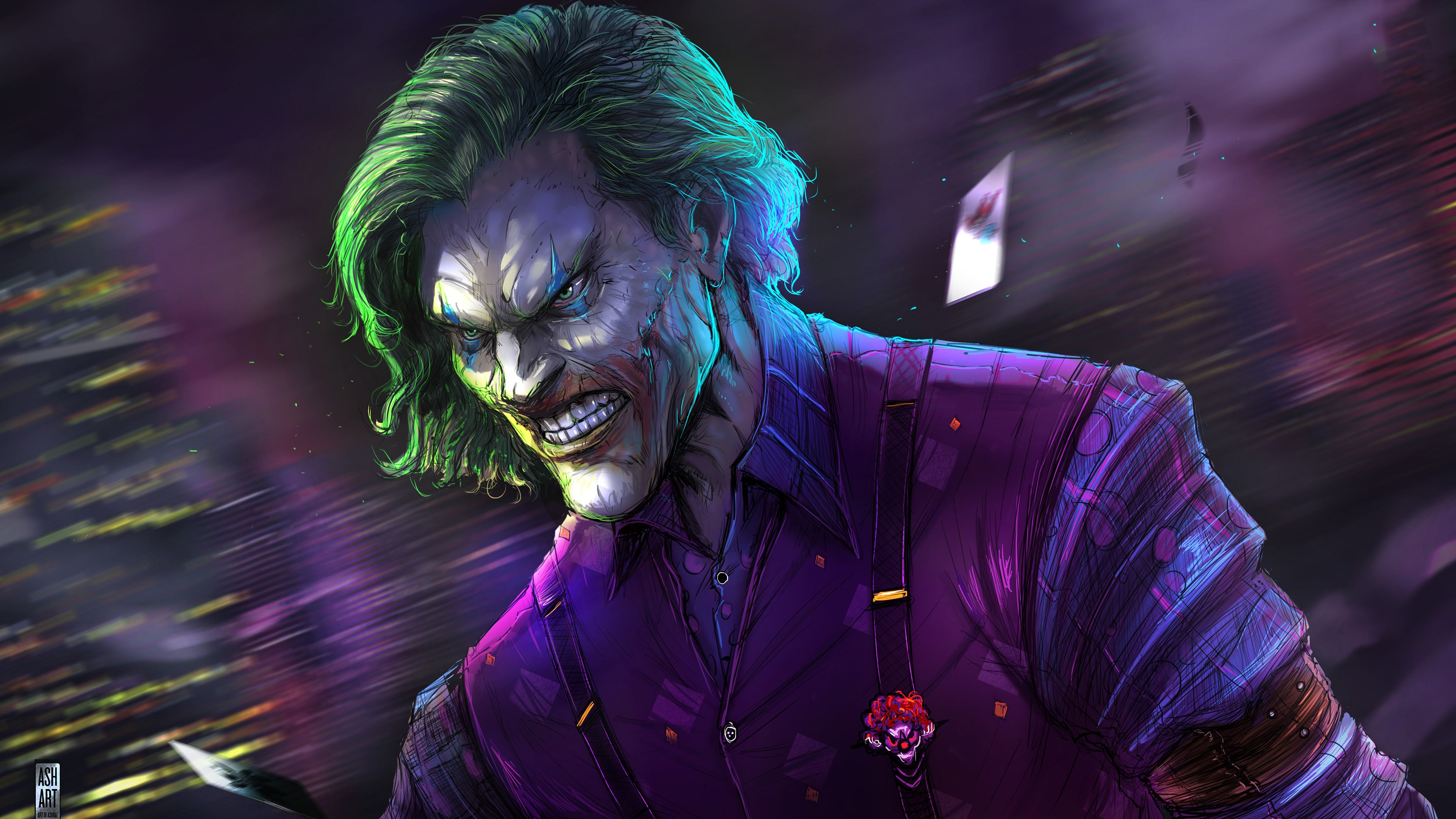 30 Joker 2019 4k Wallpapers On Wallpapersafari